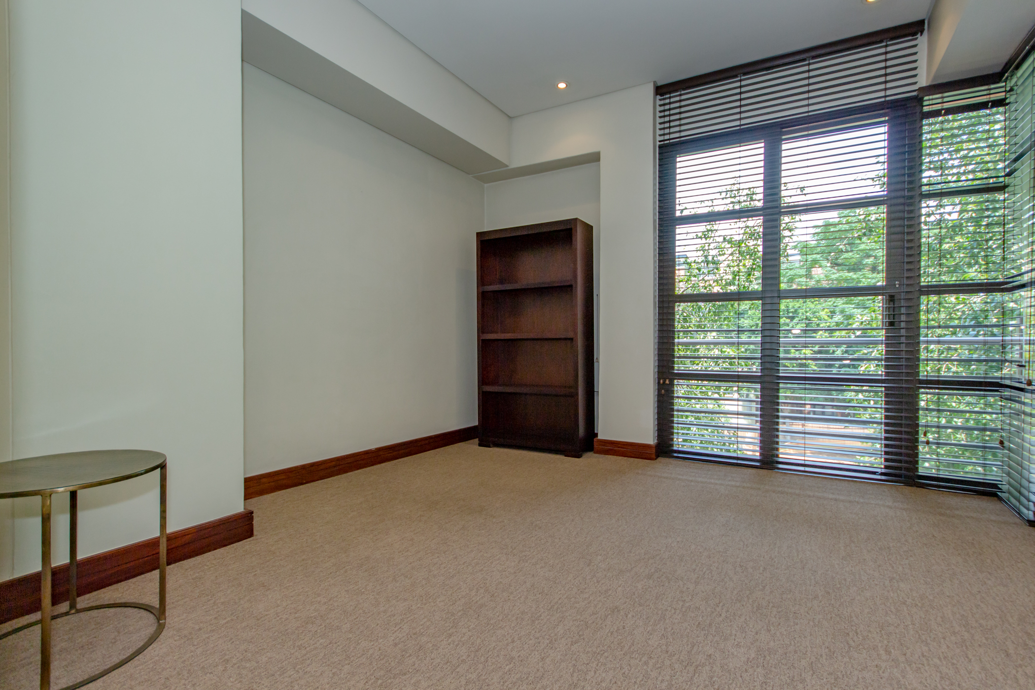 """""""Melrose arch luxury apartment bedroom or study"""" """"Flats for rent in Johannesburg"""""""