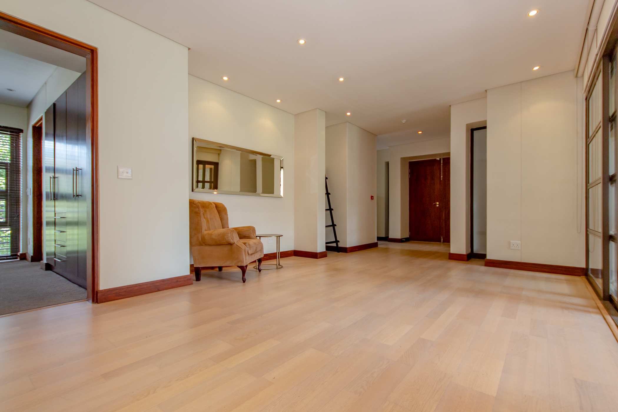 """""""Melrose arch luxury apartment family room"""" """"Flats for rent in Johannesburg"""""""