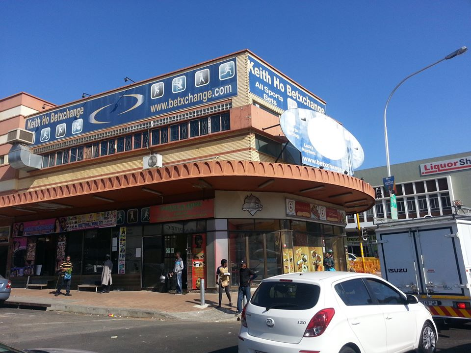 Commercial property to let in Rosettenville