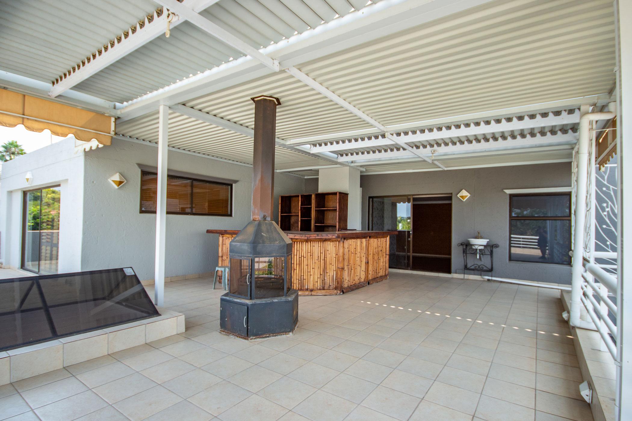 """entertainment area Dainfern golf estate house on auction"" ""houses for auction Johannesburg"""