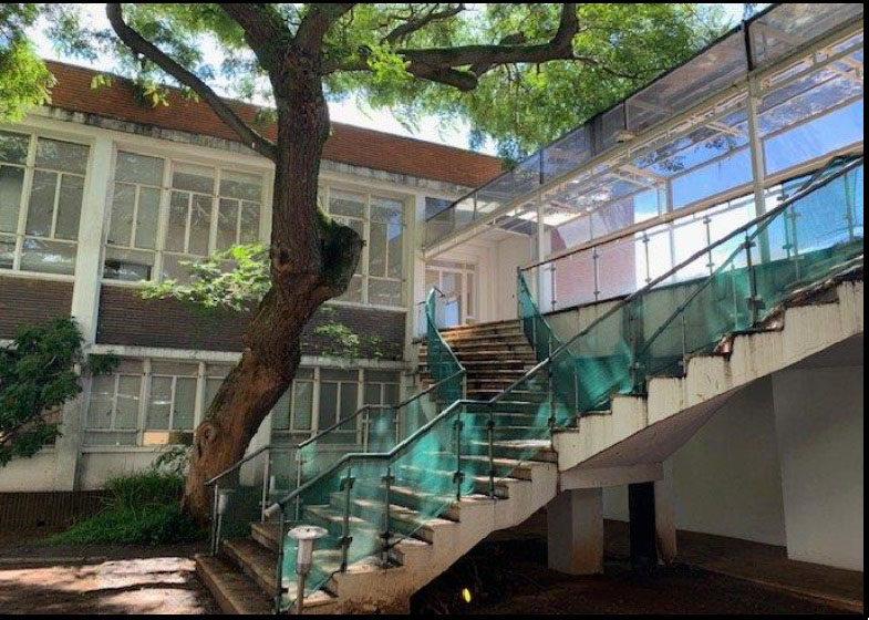 """Yeshiva exterior stairs"" ""property for sale Observatory""""property for sale Johannesburg"""